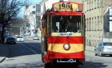 Rīgā atsāks kursēt retro tramvajs