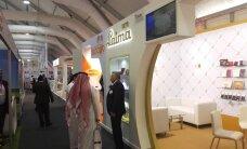 Foto: Latvijas pārtikas ražotāji iekaro Dubaiju