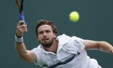 Gulbis ASV atklāto čempionātu sāks pret britu tenisistu Bedeni