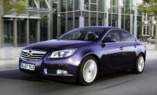 Ko vajadzētu zināt pirms lietota 'Opel Insignia' iegādes