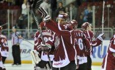 Rīgas 'Dinamo' pret 'Baris' aizvada pirmo maču pēc izlašu pārtraukuma