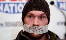 Бой Кличко— Фьюри перенесут на месяц вперед