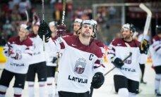 Daugaviņš papildinājis Latvijas izlases treniņus