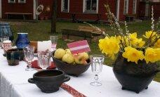 Gaidot valsts simtgadi, 4. maijā aicina svinēt Baltā galdauta svētkus