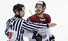 Nenopietnais IIHF rangs: Latvijai pietrūkstas lamuvārdu