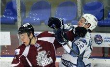 'Rīga' arī otrajā spēlē pret Tambijeva trenēto Sanktpēterburgas 'Dinamo' negūst vārtus