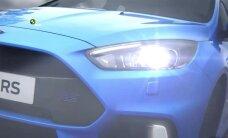 Baumanis kļūst par 'Ford RS' vēstnieku Latvijā