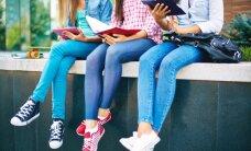 Noslēgumam tuvojas vidusskolēnu pieteikšanās mācībām ārvalstīs