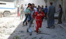 Россия и США потребовали от Дамаска и оппозиции прекратить атаки на гражданское население