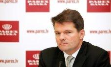 Daļēji apmierina 1,2 miljonu latu zaudējumu prasību pret bijušajām 'Parex' amatpersonām
