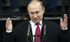 Putins mudina ES no Ukrainas krīzes izdarīt pienācīgus secinājumus
