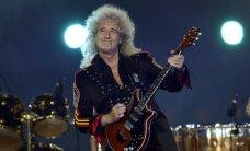 Grupa 'Queen' saņēmusi 'Dzīvo leģendu' balvu
