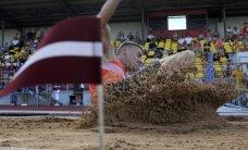 Tāllēcējs Misāns sacensībās Zviedrijā uzstāda sezonas labāko rezultātu Latvijā