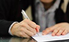 Pilsonības pretendentiem latviešu valodas pārbaudījumā vislielākās problēmas sagādā rakstīšana
