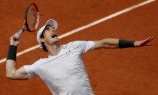 Marejs Francijas 'Open' trešajā kārtā viegli pārspēj 'serves karali' Karloviču