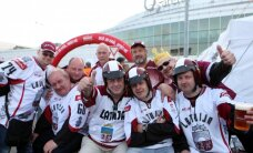 Latvija cīnās par vietu finālā IIHF mājaslapas fanu konkursā