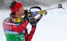 Seši Latvijas biatlonisti dodas uz PK sezonas pirmo posmu Zviedrijā