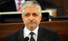Vucāns ievēlēts par Saeimas Budžeta komisijas priekšsēdētāju