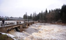 Meteorologi: līdzīgi plūdi kā šogad Ogres upē atkārtojas reizi 100, vietām pat 200 gados
