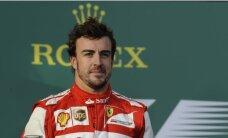 Alonso jau zina, kur brauks nākamsezon