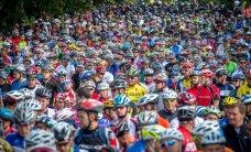Vienības velobrauciens pulcē jaunu rekordu kopš neatkarības atjaunošanas – 6000 dalībniekus