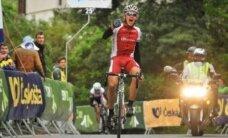 Skujiņš oficiāli triumfē UCI Amerikas tūres kopvērtējumā