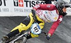 Treimanis izrauj uzvaru Eiropas kausa posmā BMX riteņbraukšanā