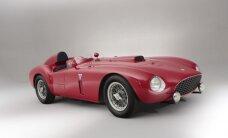 60 gadus vecs 'Ferrari' par 13 miljoniem eiro