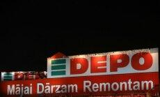 Negadījumā 'Depo' loģistikas centrā gājis bojā darbinieks