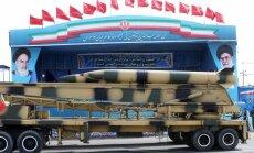 Ieroču eksperti brīdina no 'Fausta vienošanās' ar Irānu
