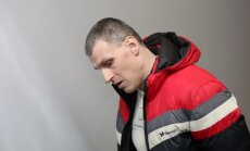 ФОТО: Обворовавший Майзитиса вор-рецидивист получил пять лет тюрьмы