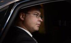 Dombrovska kataloņu kukuļa skandālu izraisījis kādas kaimiņvalsts specdienests