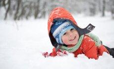 Глубина снежного покрова местами превышает 20 см