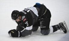 'Rīgas' hokejisti MHL čempionātā piedzīvo trešo zaudējumu pēc kārtas