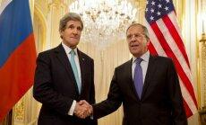 Krievija sadarbosies ar ASV vienīgi uz 'līdztiesības pamatiem'