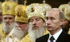 Putinam pietuvināto loks sācis savstarpēju karu, vēsta 'Bloomberg'