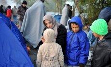 ANO eksperti kritizē Eiropas pieeju imigrantu krīzes risināšanai
