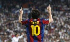 'Barcelona' uzstāda Spānijas čempionāta rekordu; Mesi pietuvojas Millera rezultativitātes rekordam
