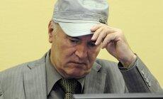 'Bosnijas miesniekam' Mladičam piespriež mūža ieslodzījumu