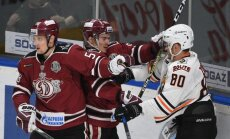 Rīgas 'Dinamo' piedzīvo ceturto zaudējumu pēc kārtas pirms 'Winter Ice Break' mača