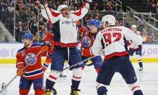 Washington Capitals forward Alex Ovechkin