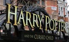 Foto: Sagaida Harija Potera sāgas lugu un jaunāko grāmatu