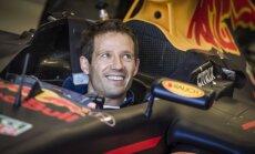 Video: WRC čempions Ožjērs piepilda savu sapni un izbrauc ar F-1 bolīdu