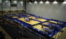Noslēdzas Kurzemes atklātais čempionāts galda tenisā