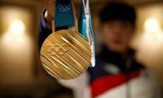 Latvijas sportistiem par olimpiskajām medaļām piesolīta trešā lielākā prēmija pasaulē