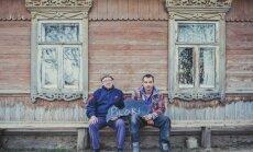 Video. Fotogrāfes Elīnas Kursītes Latvijas pierobežas pikantie stāsti un pārējā pasaule