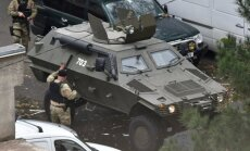 Aizdomās par saistību ar 'Daesh' Stambulā aizturēti 62 ārvalstnieki