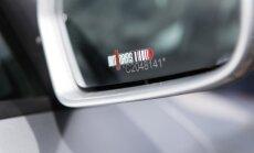 Tehniskajā apskatē konstatēti jau 190 auto ar neatbilstošu spoguļu marķējumu
