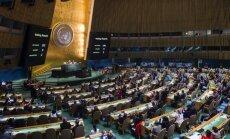 ООН зафиксировала падение темпов роста мирового ВВП до минимума с 2009 года