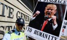 Sanfrancisko sūdz tiesā Trampu par vēršanos pret 'patvēruma pilsētām'
